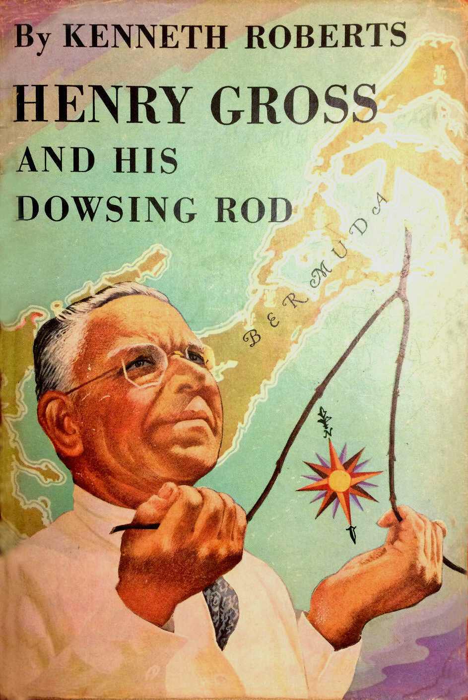 Books About Dowsing, Divining Rods, Doodlebugging, Water
